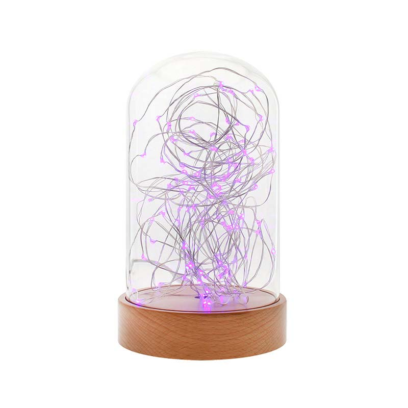 Fanal decorativo LED BODE, regulable, RGB